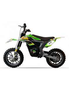 Moto eléctrica niño MX5 500W