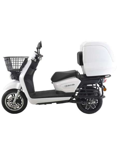 Sunra Cagoo moto eléctrica para repartidores