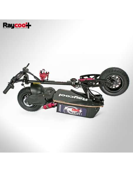 Patinete eléctrico Raycool Brushless 2500W
