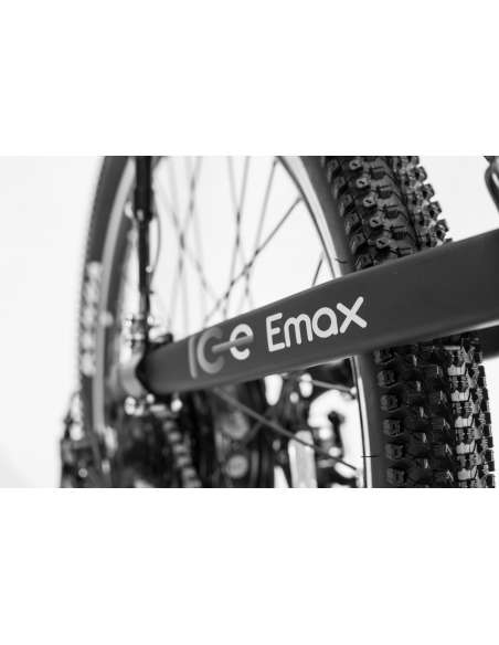 Bicicleta eléctrica BTT ICe Emax