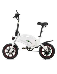 Ecoxtrem E-Bike pedales...
