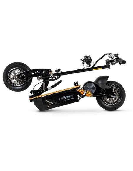 Ecoxtrem Patinete-Scooter eléctrico 1600W