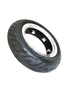 Neumático 10x2,7 + Llanta...
