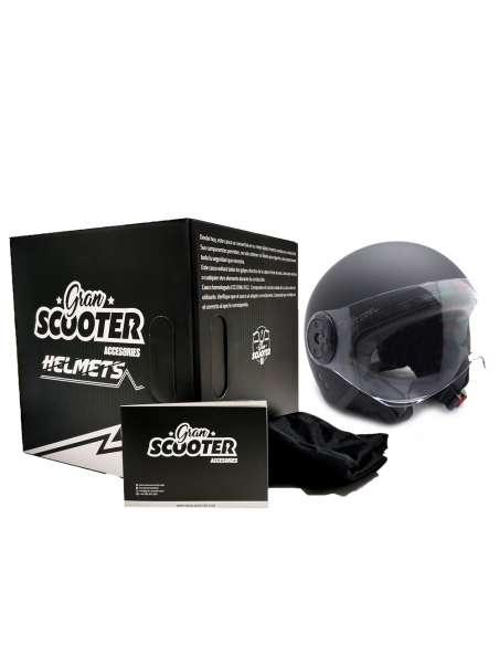 Casco moto Jet Gran Scooter