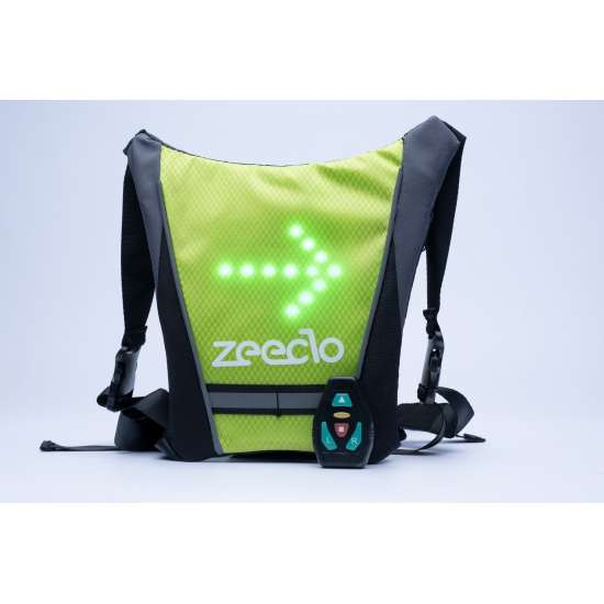 Chaleco con indicadores led Zeeclo