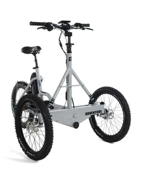 Etnic Adventure Trike 2.0 triciclo eléctrico