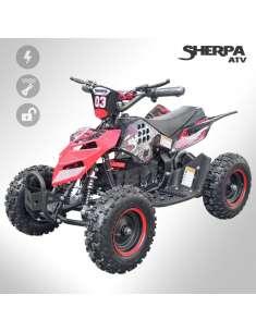 Quad eléctrico Sherpa Tox 800W