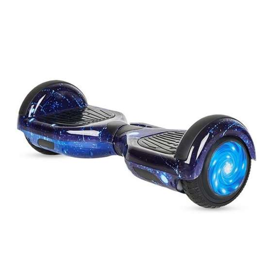 """Ecoxtrem Hoverboard 6.5"""" con bluetooth y luces LED"""