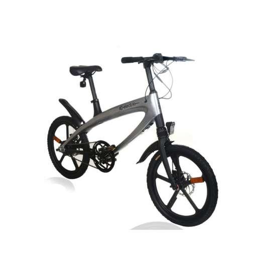 Bicicleta eléctrica urbana ICe Alfa