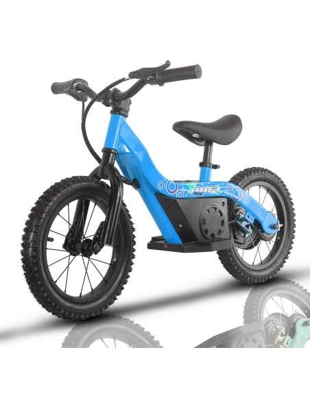 "Bicicleta eléctrica niño IMR 14"" 4Ah"