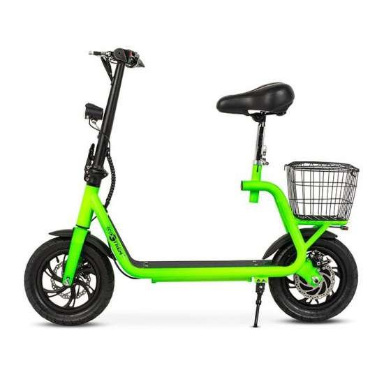 Patinete-Scooter eléctrico Ecoxtreme tipo moto 350W