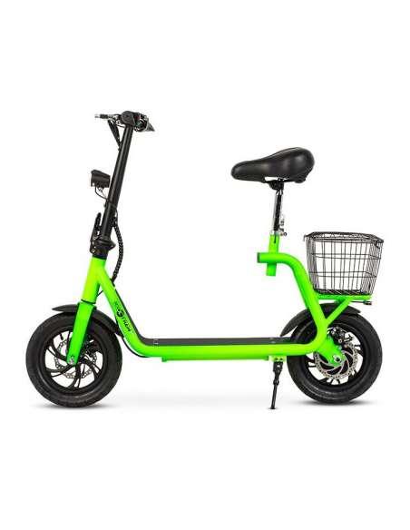 Patinete-Scooter eléctrico Ecoxtrem tipo moto 350W