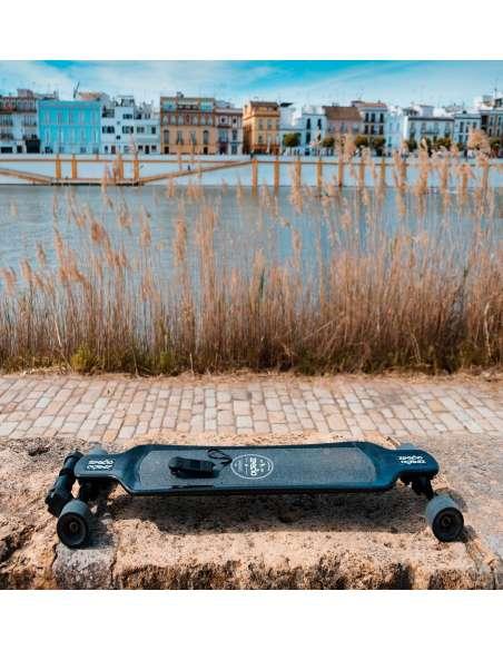 Longboard eléctrico Zeeclo S2GT