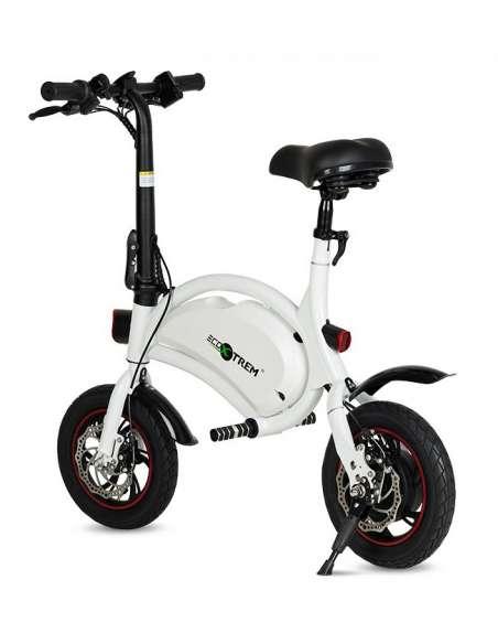 Ecoxtrem E-Bike batería LG blanco