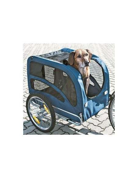 Remolque bicicleta perros