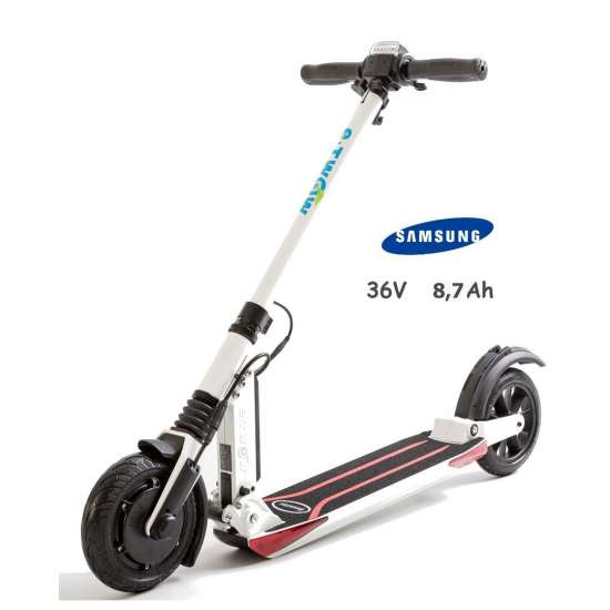 Patinete el ctrico e twow booster s samsung 8 7 ah - Silla patinete electrico ...