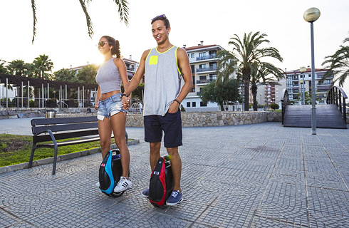 Patinetes y scooters eléctricos