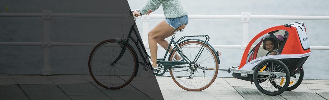 Remolques bicicleta